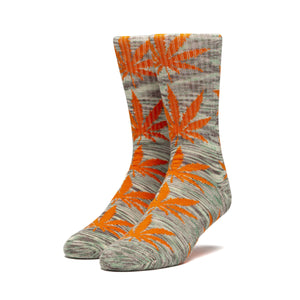Huf Plantlife Melange Sock Electric Orange