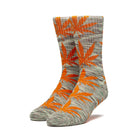 Load image into Gallery viewer, Huf Plantlife Melange Sock Electric Orange