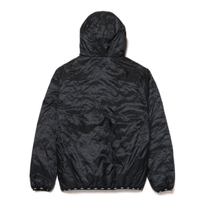 HUF Polygon Quilted Jacket Black
