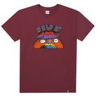 Load image into Gallery viewer, HUF Pulp T Shirt Mens Printed Tee Red Pear