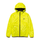 Load image into Gallery viewer, HUF Polygon Quilted Jacket Bio Lime