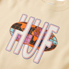 Load image into Gallery viewer, HUF Quake USA Crew Womens Sweater Ivory