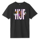 Load image into Gallery viewer, HUF Quake USA T-Shirt Black