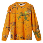 Load image into Gallery viewer, HUF Realtree Classic H Long Sleeve T-Shirt Realtree Orange