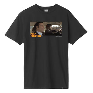 HUF Royale With Cheese T-Shirt Mens Black