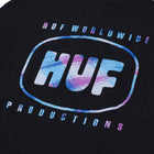 Load image into Gallery viewer, HUF Sound Label T-Shirt Black