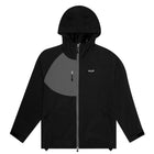 Load image into Gallery viewer, HUF Standard 2 Shell Jacket Mens Jacket Black