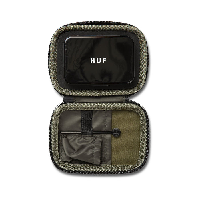 HUF Stash Case Tiger/Camo