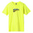 HUF STOOPS MAN T-SHIRT MENS PRINTED TEE HOT LIME