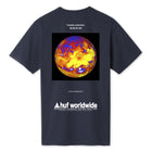 Load image into Gallery viewer, Huf Taking Control T-shirt French Navy