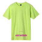 Load image into Gallery viewer, Huf Taking Control T-shirt Bio Lime