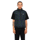 Load image into Gallery viewer, HUF Taos Revsible Vest Mens Jacket Insignia Blue