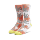 Load image into Gallery viewer, HUF Tiedye Plantlife Sock Coral Pink