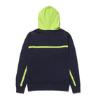 Load image into Gallery viewer, HUF Track Pullover Hoodie Navy Blazer