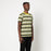 HUF Travis Short Sleeve Knit Top Mens SS Shirt Hot Lime