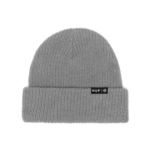 HUF Usual Beanie Mens Beanie Grey Heather