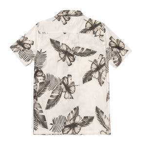 UV Floral Short Sleeve Shirt
