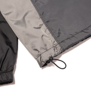 HUF Wave Anorak Jacket Black