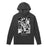 HUF WHERE IS MY MIND HOODIE BLACK