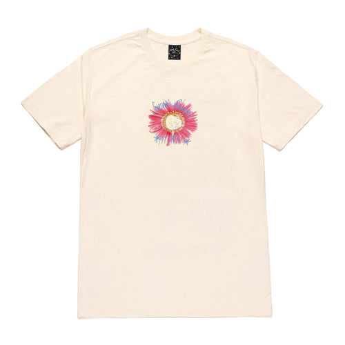HUF WINDOW PAINE T-SHIRT NATURAL