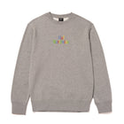Load image into Gallery viewer, HUF Woz Crewneck Grey Heather