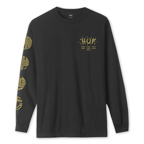 Year of the Rat Long Sleeve T-Shirt Black