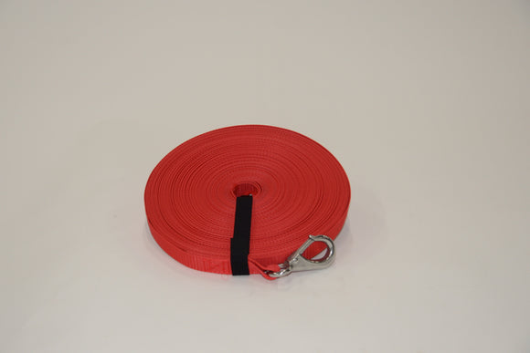 100' polypropylene strapping with SS clip
