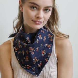 Floral Bunch Bandana