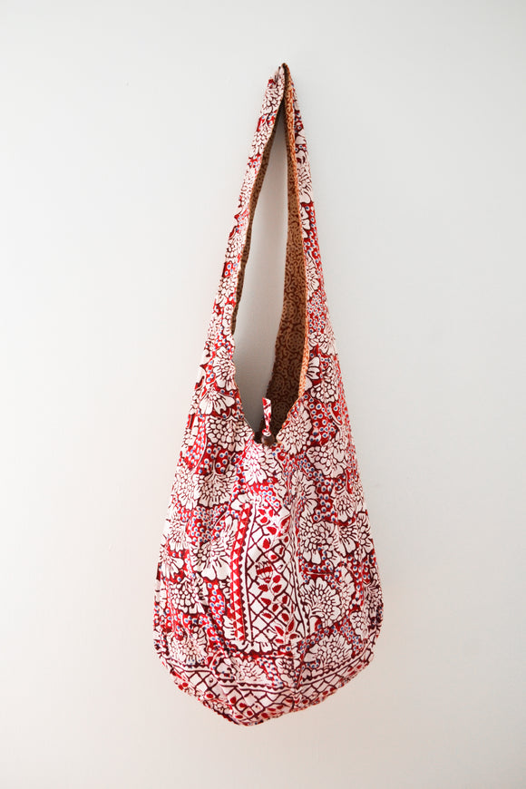 Reversible Cotton Bag From India