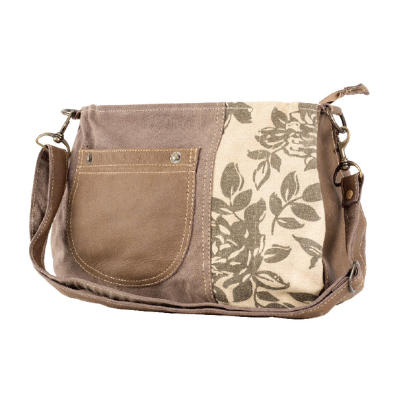 Clea-Ray FLORAL SHOULDER BAG