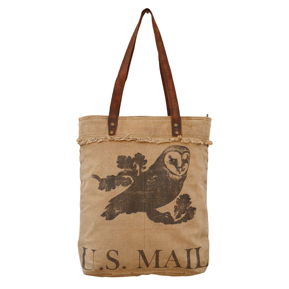 Clea-Ray  US MAIL TOTE