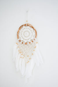 Small Crochet Dream Catcher