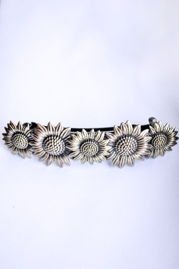 Sunflower Barrette