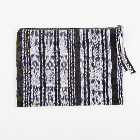 Cosmetic Bag Aztec print
