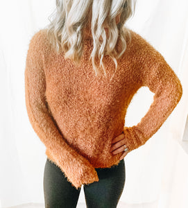 Desert Sunset Sweater