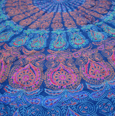 Mandala Full/Queen Comforter
