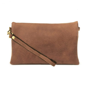 Saddle Crossbody Clutch