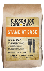 DeCAF: STAND AT EASE