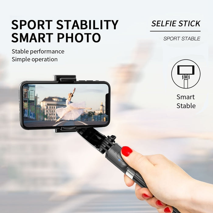 Smart Handheld Gimbal Stabilizer