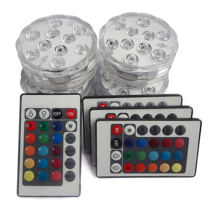 LED Pool Lights Remote Control
