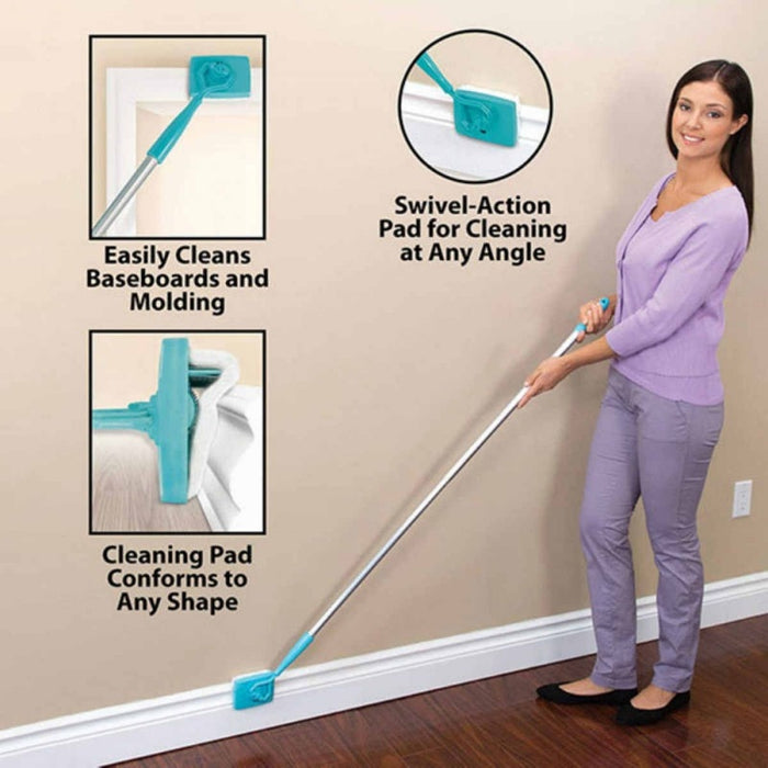 Baseboard And Molding Cleaning Mop [FREE SHIPPING]