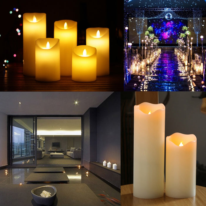 2020 Revolutionary Flameless Led Candle