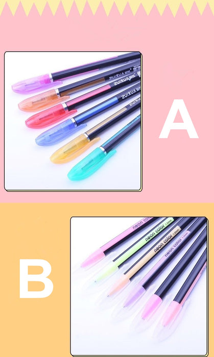 Gel Pens for Adult Coloring Books[Free Shipping]