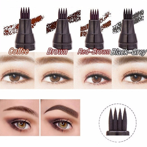 Natural Tattoo Eyebrow Pen [FREE SHIPPING]