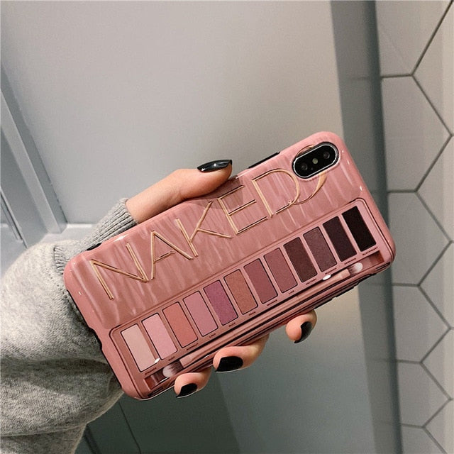 Makeup Palette Phone Case For Iphone [FREE SHIPPING]