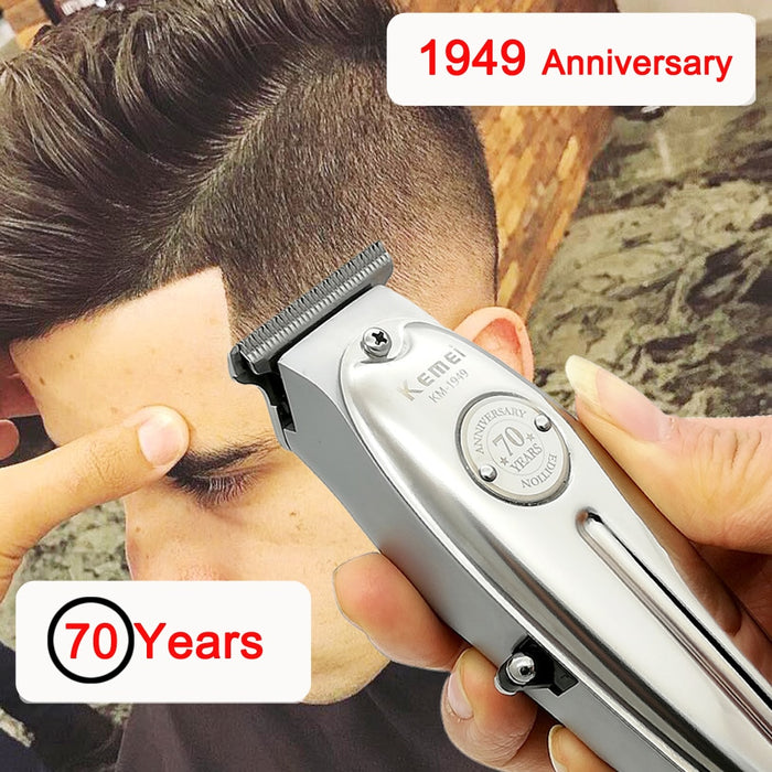 Professional Cordless Anniversary Clipper [FREE SHIPPING]