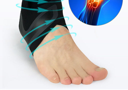 Adjustable Elastic Ankle Brace[FREE SHIPPING]
