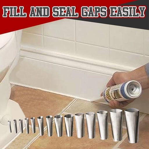 Perfect Caulking Finisher(14 PCS)
