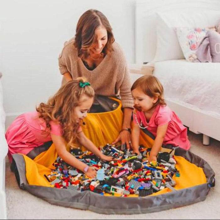 Toy Clean-up and Storage Container [FREE SHIPPING]