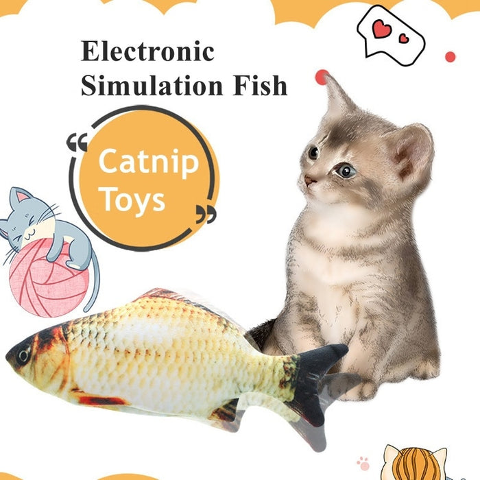 Cat Fish Toy [FREE SHIPPING]